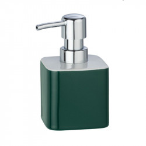 Dispenser sapun lichid verde din ceramica 270 ml Noah Wenko