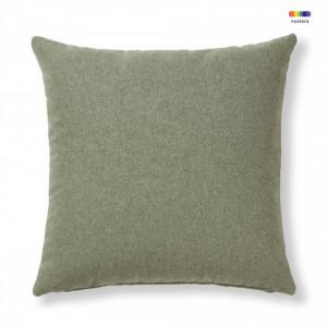 Fata de perna verde din textil 45x45 cm Mak Varese La Forma