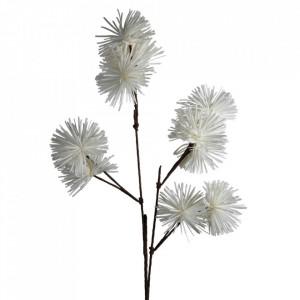 Floare artificiala din polietilena si fier 125 cm Tome Ixia