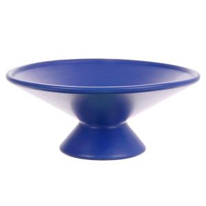 Fructiera albastra din ceramica 24 cm Fruit HK Living