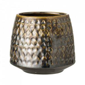 Ghiveci maro din ceramica 12 cm Bopal Bloomingville