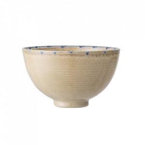 Ghiveci maro din ceramica 15 cm Nature Bloomingville