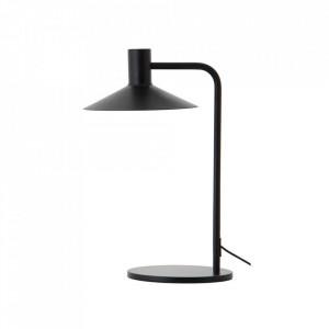 Lampa birou neagra din metal 53 cm Minneapolis Frandsen Lighting