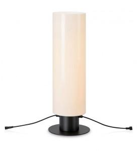Lampa dimabila alba/neagra din plastic si metal pentru exterior cu LED 70 cm Garden Markslojd