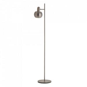 Lampadar din metal 140 cm BF 20 Single Brushed Satin Frandsen Lighting