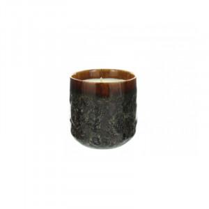 Lumanare parfumata cu suport din ceramica 9 cm Coconut Beach Lifestyle Home Collection