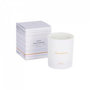 Lumanare parfumata din sticla 10 cm Aqua Essence Kave Home