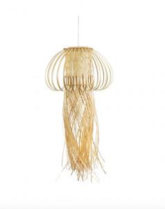 Lustra crem din bambus Jellyfish Versmissen
