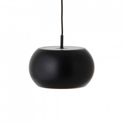 Lustra neagra din metal BF 20 Medium Frandsen Lighting