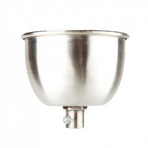 Pavilion argintiu din metal 5,5 cm Baldachin Abi Hubsch