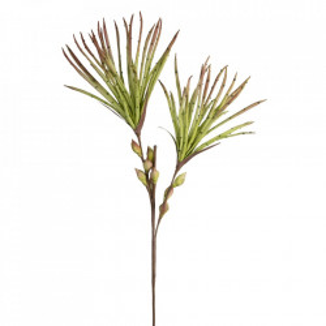 Planta artificiala din polietilena si fier 98 cm Madjo Ixia