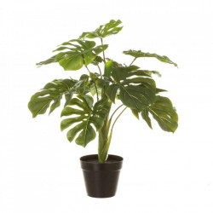 Planta artificiala verde/neagra din polietilena 60 cm Luce Unimasa