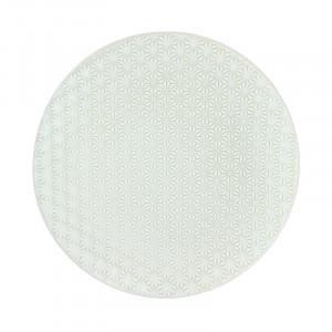 Platou din ceramica 31 cm Ivy Flower LifeStyle Home Collection
