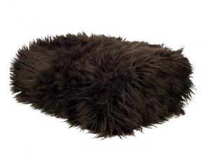 Pled maro din fibre acrilice si poliester 140x180 cm Sheep LifeStyle Home Collection