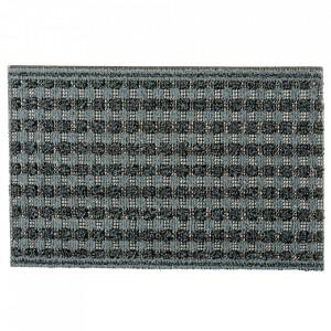Pres dreptunghiular gri din polipropilena pentru intrare 40x60 cm Brossa Lako