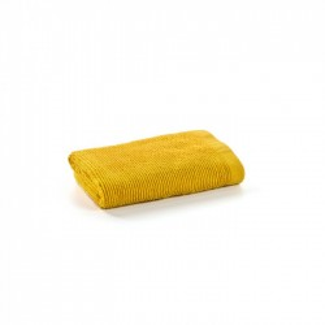 Prosop galben din bumbac 50x100 cm Miekki La Forma