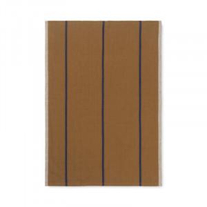 Prosop multicolor din bumbac si in pentru bucatarie 50x70 cm Hale Ferm Living