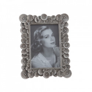 Rama foto argintie din polirasina 16x21 cm Komas Ixia
