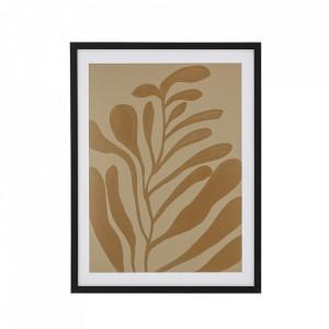 Rama foto neagra din lemn de pin 32x42 cm Vigy Bloomingville