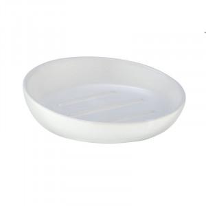 Savoniera alba din ceramica 3x11,5 cm Auguste Wenko