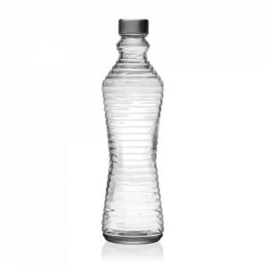 Sticla transparenta cu dop 1000 ml Tina Versa Home