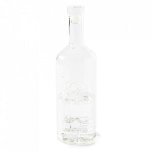 Sticla transparenta cu dop 26 cm Agua Riviera Maison