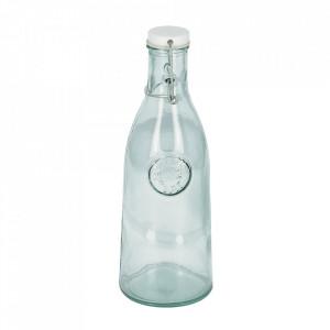 Sticla transperanta cu dop 1 L Tsiande Kave Home