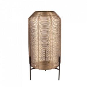 Suport lumanare auriu din fier 55 cm Zach Lifestyle Home Collection