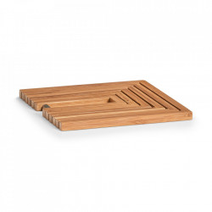 Suport maro din lemn pentru vase fierbinti Zain Zeller