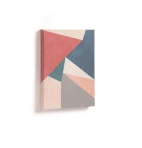Tablou multicolor din lemn 28x35 cm Kyrene Kave Home