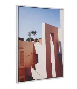 Tablou multicolor din lemn 50x70 cm Pythia Kave Home