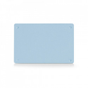 Tocator dreptunghiular albastru din sticla 20x30 cm Chester Zeller