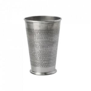 Vaza argintie din aluminiu 12,5 cm Arti House Doctor