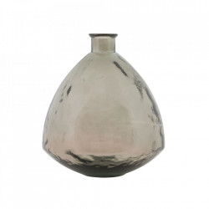Vaza maro din sticla 44 cm Nisa Mauro Ferretti