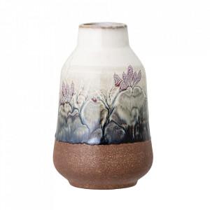 Vaza multicolora din ceramica 19,5 cm Tamuka Bloomingville