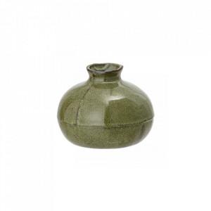 Vaza verde din ceramica 11,5 cm Bloomingville