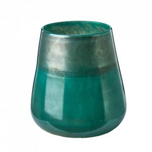Vaza verde din sticla 25,5 cm Radium Pols Potten