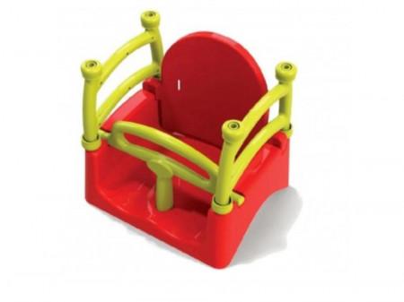 Leagan pentru copii MyKids 0152/4 Red/Yellow