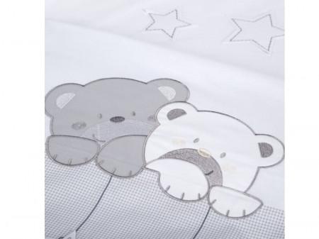 Lenjerie Pat 3 Piese KLUPS Bears Dreams H186