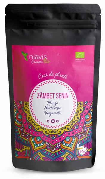 "Ceai Ecologic/BIO ""Zambet Senin"" 50g"