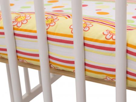 Saltea Fibra Cocos MyKids Economy II Color Diverse Modele 120x60x6