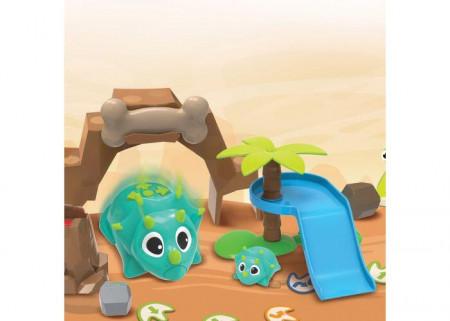 Joc codare - Dinozaurii jucausi