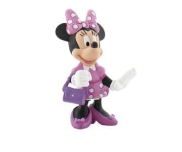 Minnie with bag