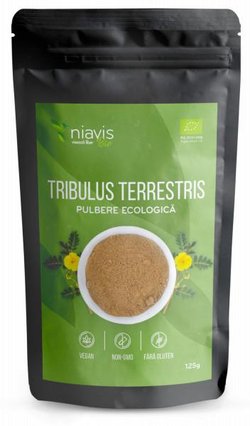 Tribulus Terrestris Pulbere Ecologica/BIO 125g