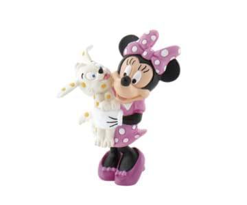 Minnie with Puppy
