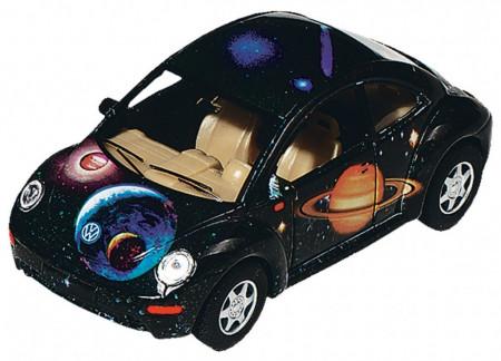 Masinuta Die Cast VW New Beetle 1:30