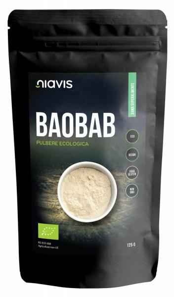 Baobab Pulbere Ecologica/Bio 125g
