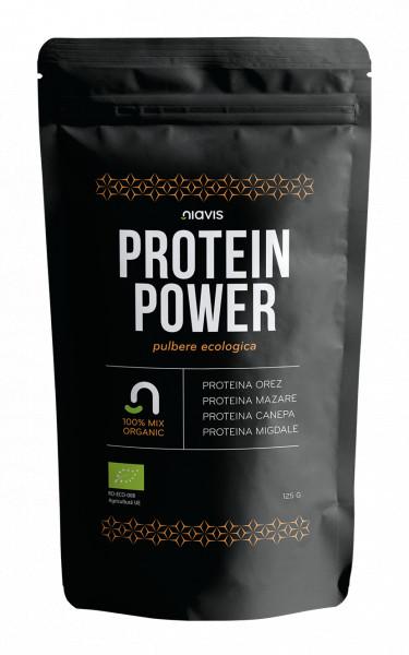 Protein Power - Mix Ecologic 125g