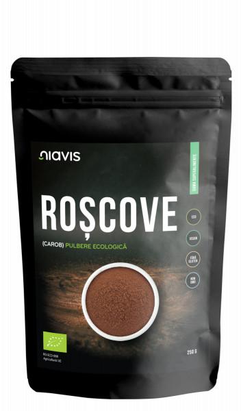 Roscove (Carob) Pulbere Ecologica/BIO 250g