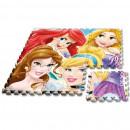 Covor puzzle Disney Princess 9 piese SunCity EWA17630WD